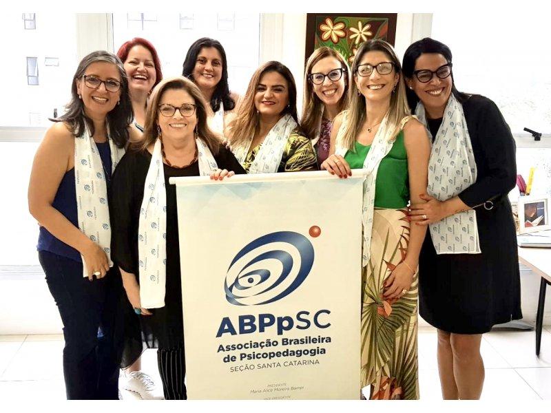 POSSE DIRETORIA ABPpSC - GESTÃO 2020-2022